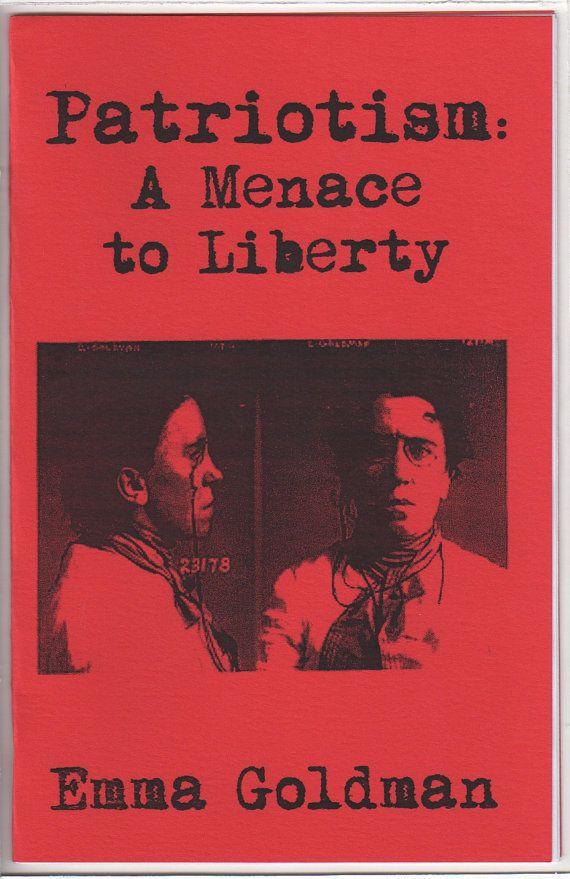 Emma_Goldman patriotisme nationalisme internationalisme anarchisme