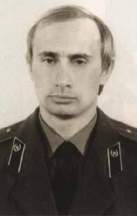 Poutine KGB autocrate