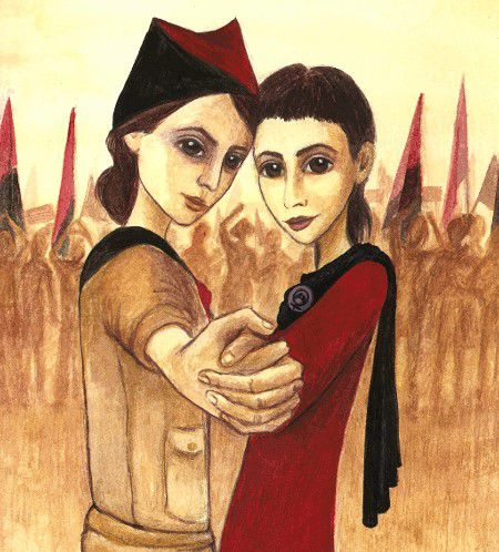 femmes féminisme juives juifs révolutionnaire anarchisme Emma_Goldman Etta_Federn Christine_Kon-Rabe