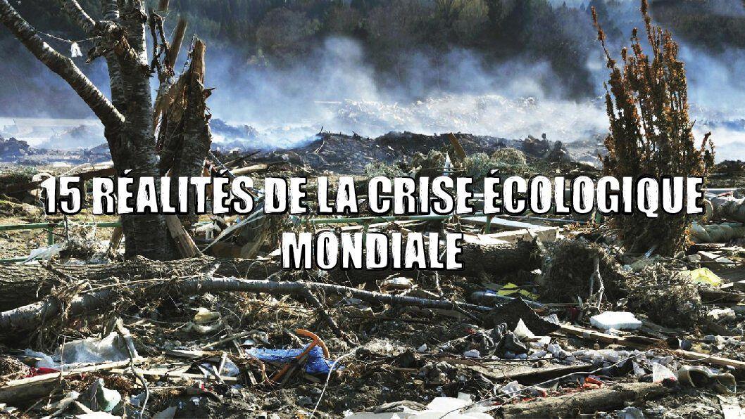 écologie environnement industrialisme