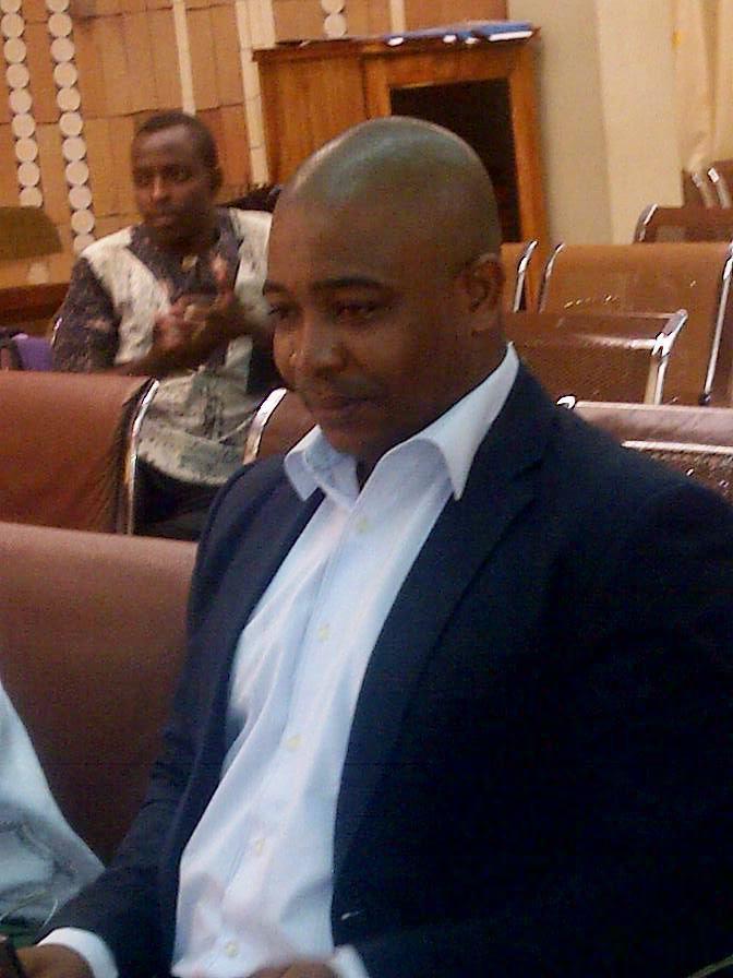 Norbert Glakpe, le nouvau Président de Isoc Togo
