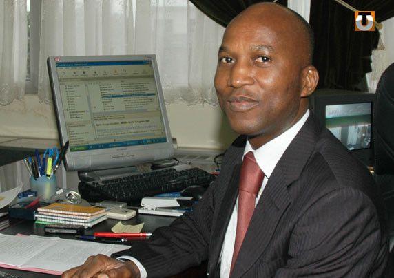 Sam Bikassam, ex-Directeur Général de Togo Télécom
