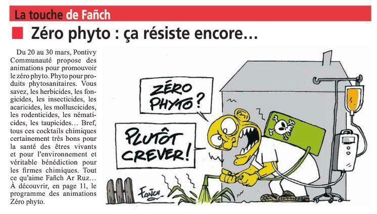 Zéro Phyto !