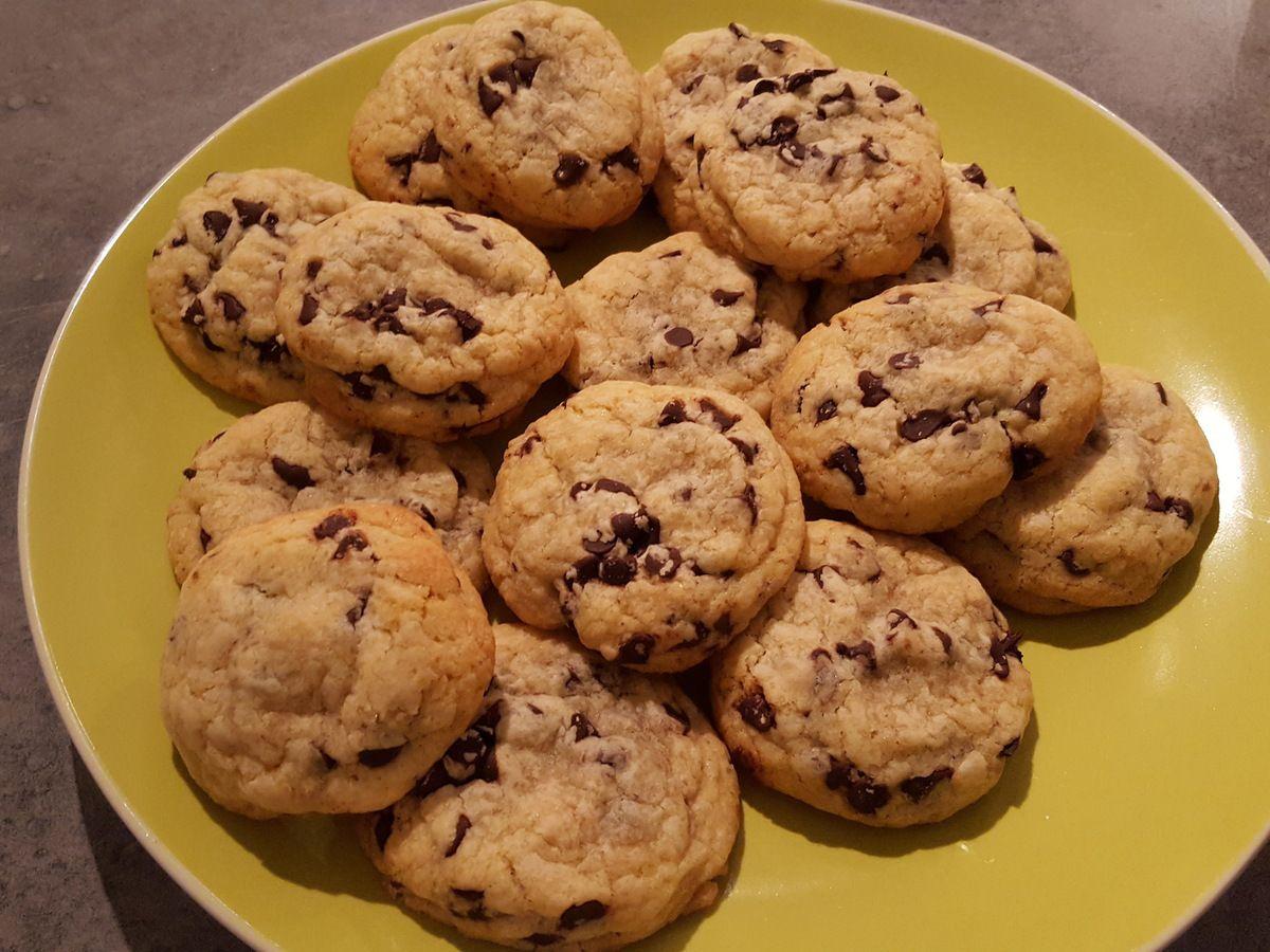 Cookies extra moelleux façon Mie Câline