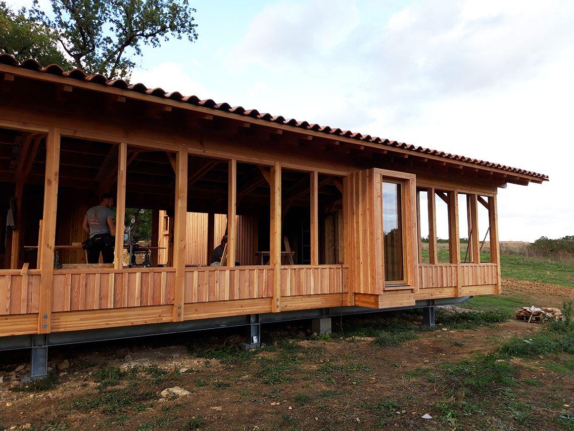 Maison familiale à Ferrières (33)