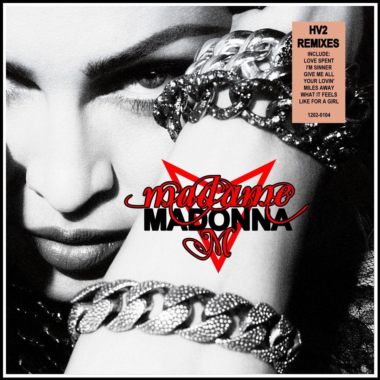 HV2 remixes adamanton madonna madamam
