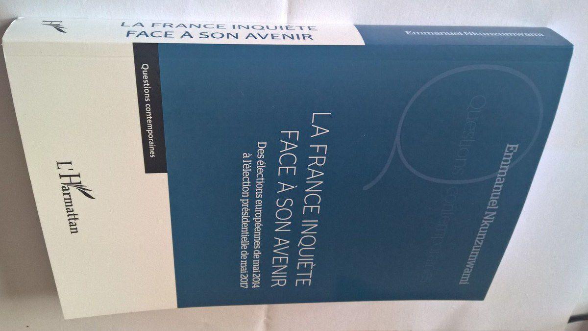 Les publications récentes d'Emmanuel Nkunzumwami. A lire sans modération !