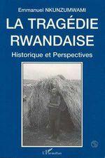 Quelques publications d'Emmanuel Nkunzumwami, Editions L'Harmattan