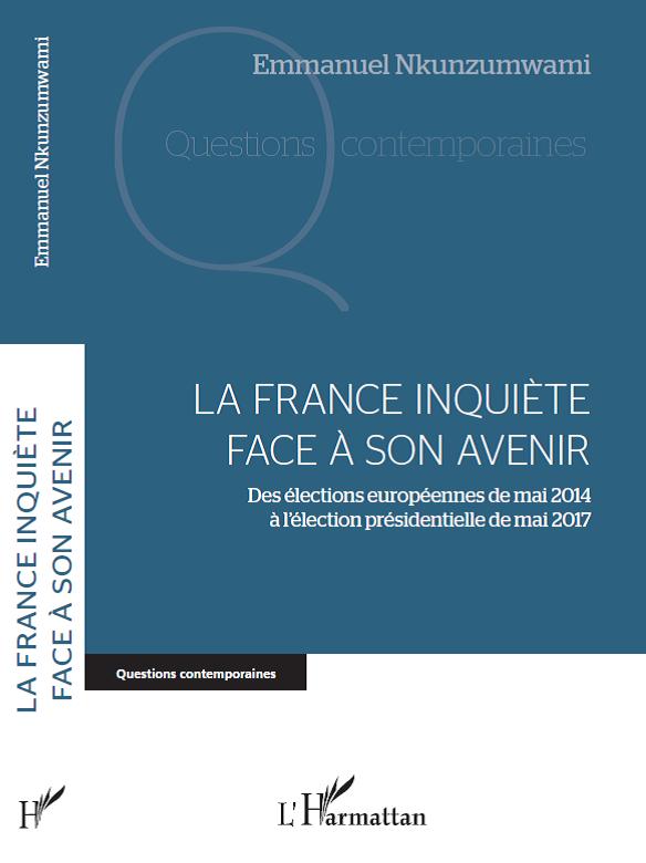 Extrait des publications d'Emmanuel Nkunzumwami, aux Editions L'Harmattan, Paris.