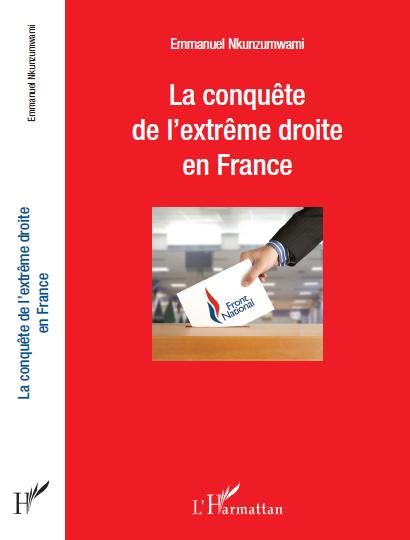 Trois ouvrages sur les crises qui traversent la France depuis 2012, par Emmanuel Nkunzumwami, Editions L'Harmattan.
