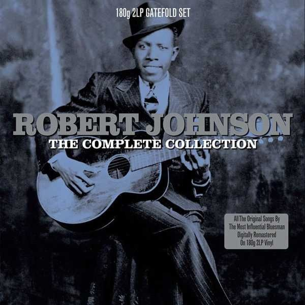 Robert Johnson - The complete Collection (2011)