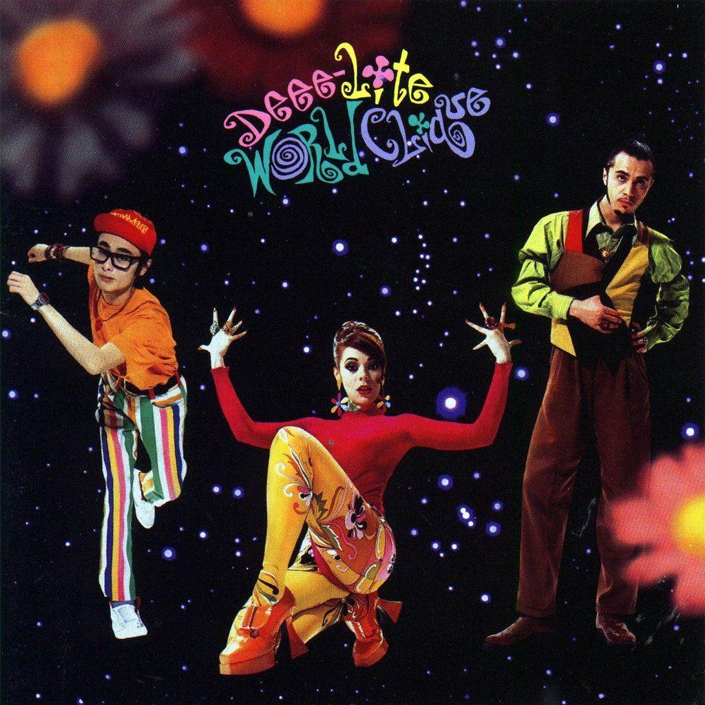 Deee Lite - World Clique (1990)