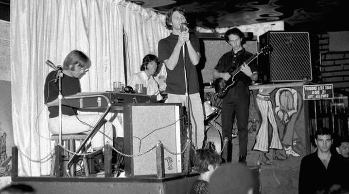 The Doors - Live at the London Fog (1966)