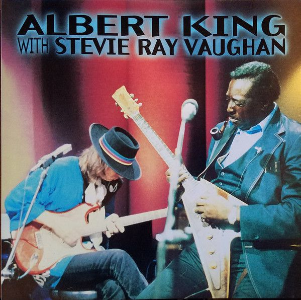 Albert King & Stevie Ray Vaughan - In Session (1983)