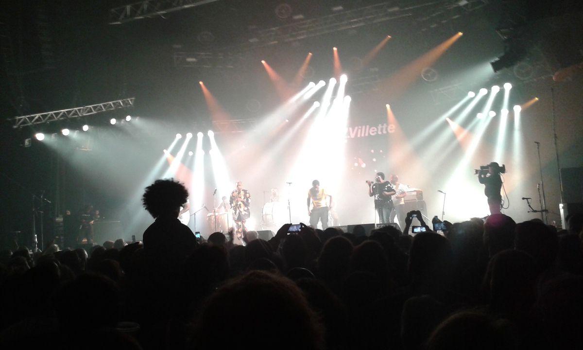 BCUC feat. Femi Kuti - Grande Halle de la Villette (30 Août 2018)