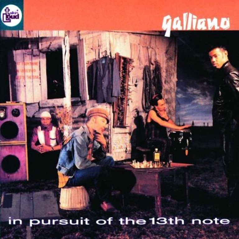 Galliano - In pursuit of the 13th note (1991)