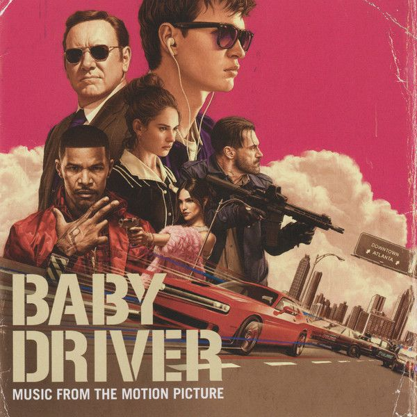 Baby Driver Soundtrack (2017)