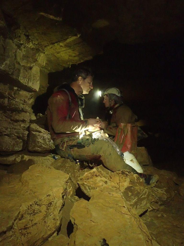 Grotte de Sainte Catherine, samedi 3 novembre 2018