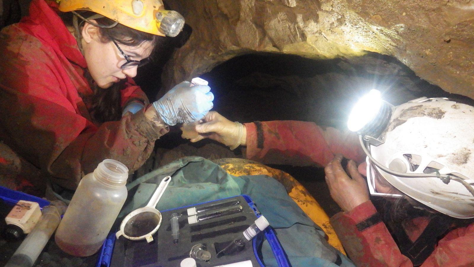 Grotte Andelnans 3, mercredi 8 juillet 2020