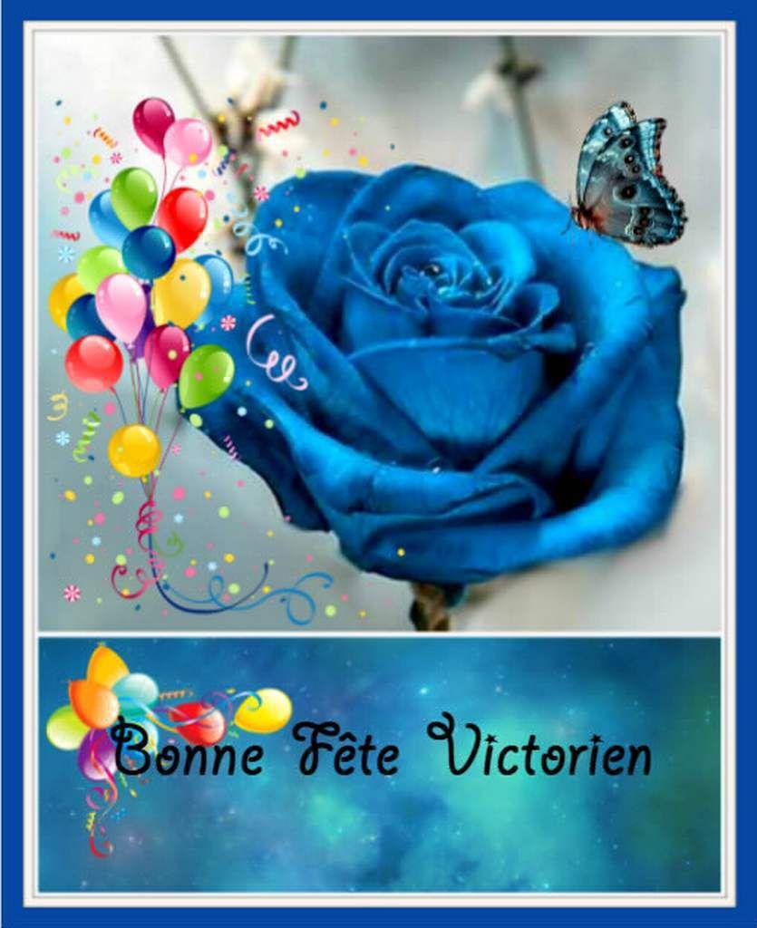 Bonne fête Victorien