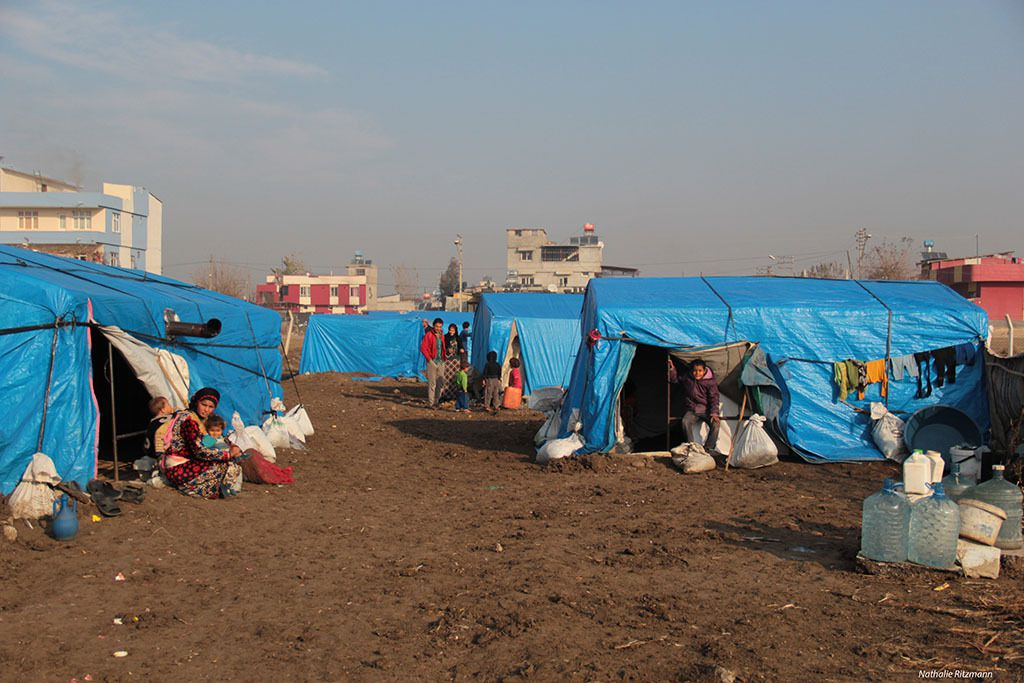 Camp de réfugiés d'Adana