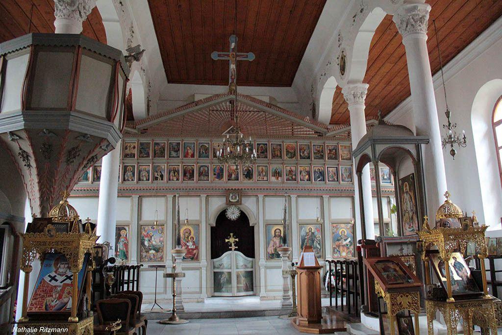 Eglise bulgare Saint-Georges d'Edirne