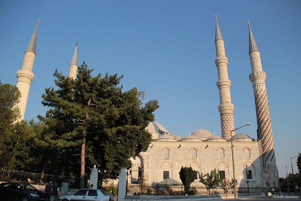 Mosquée aux Trois Balcons, Edirne