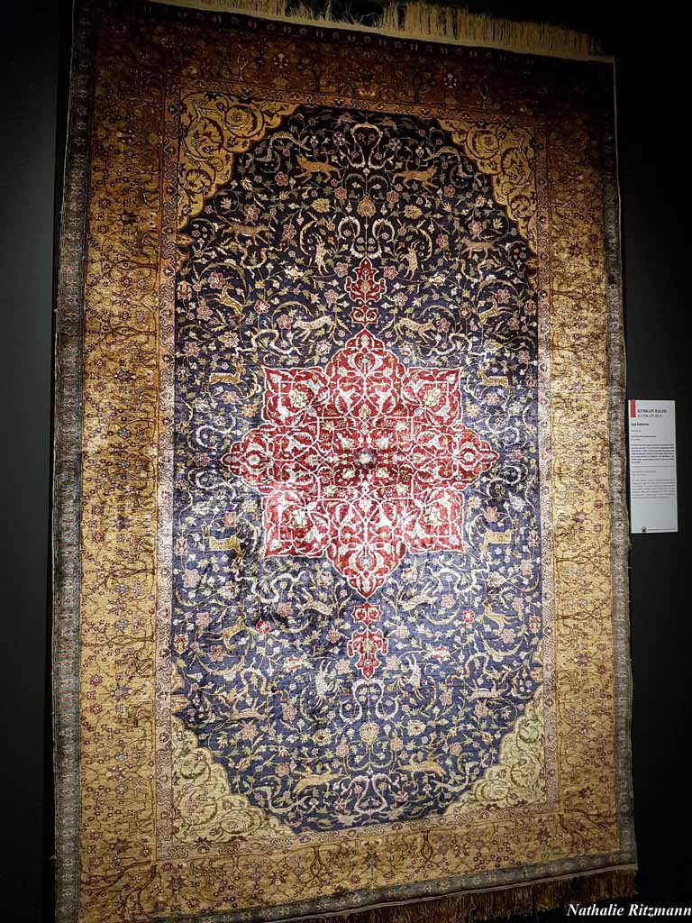 Tapis d'Agop Kapucunyan, collection Arkas
