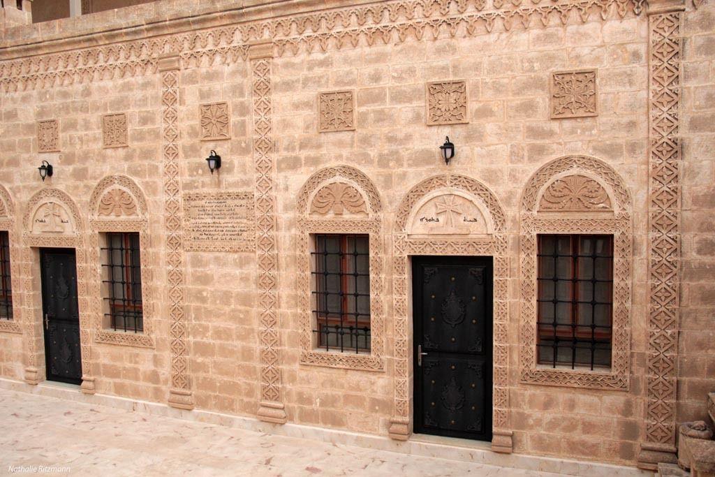 Monastère syriaque Mor Gabriel, Tur Abdin