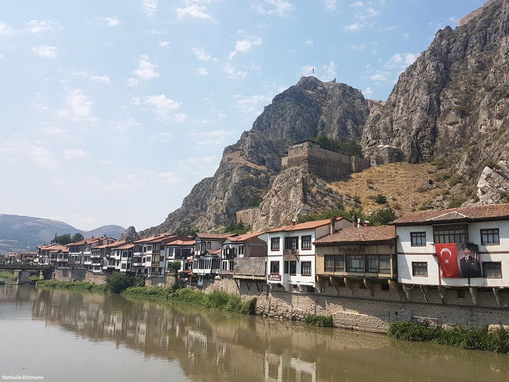 Amasya de jour... et de nuit
