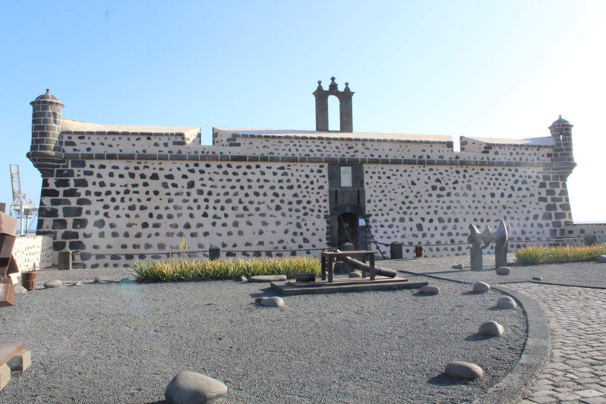 Fortaleza de San José - Museo de Arte Contemporáneo.