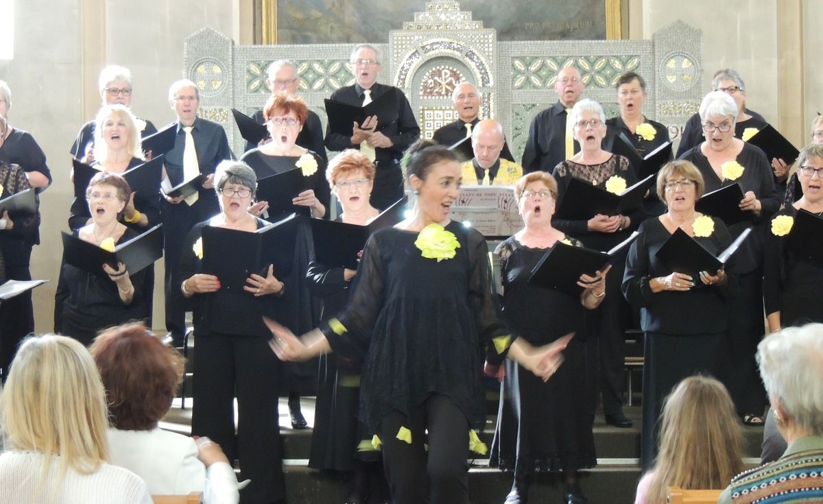 Concert Opérette en fête ! 13 octobre 2019