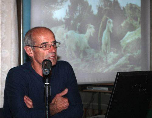 ADECEC - Conferenza di Petru Santucci
