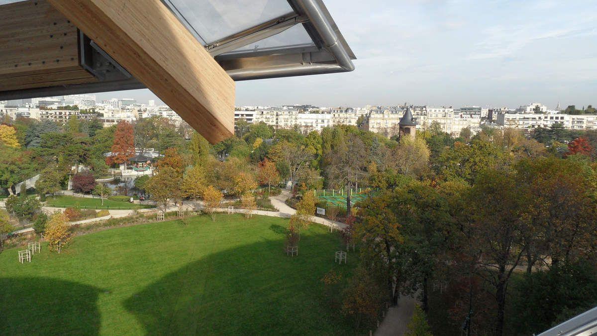 Fondation Louis Vuitton - Paris -