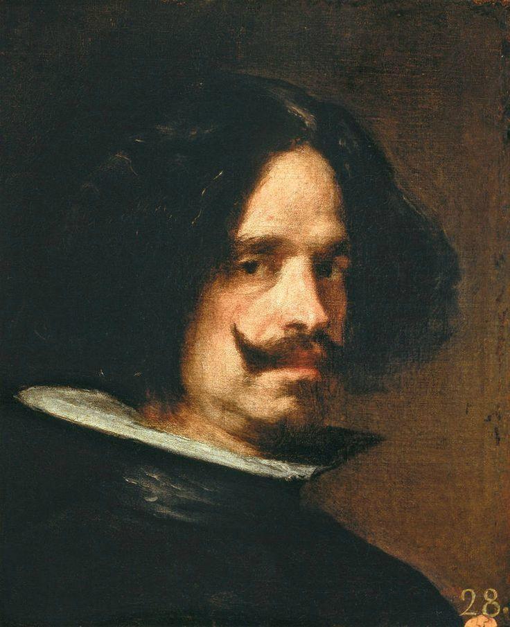 - autoportrait - vers 1640 45x38cm - Musée des Beaux Arts de Valence