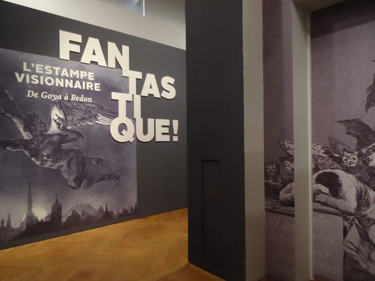 L'estampe visionnaire de Goya à Redon - Petit Palais - Nov.2015