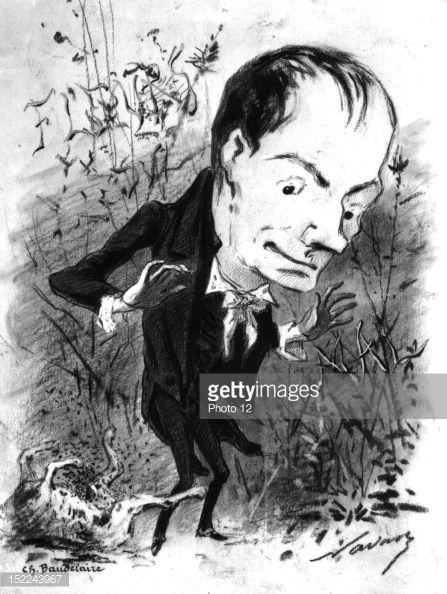 Gérard de Nerval - Baudelaire - Gustave Doré - Jacques Offenbach