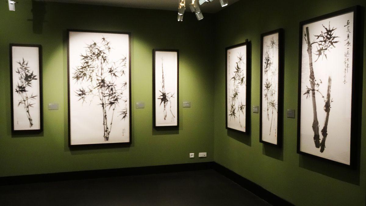 LEE UNGNO - Musée Cernuschi - Août 2017