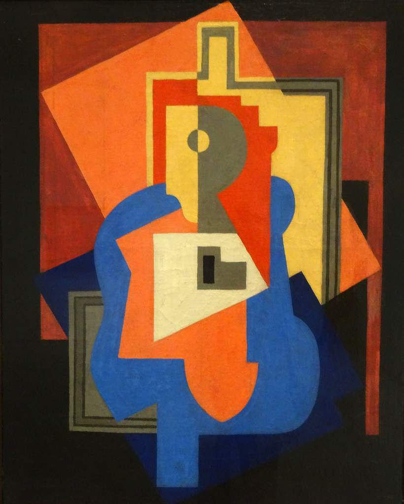 Albert Gleize - composition 1922