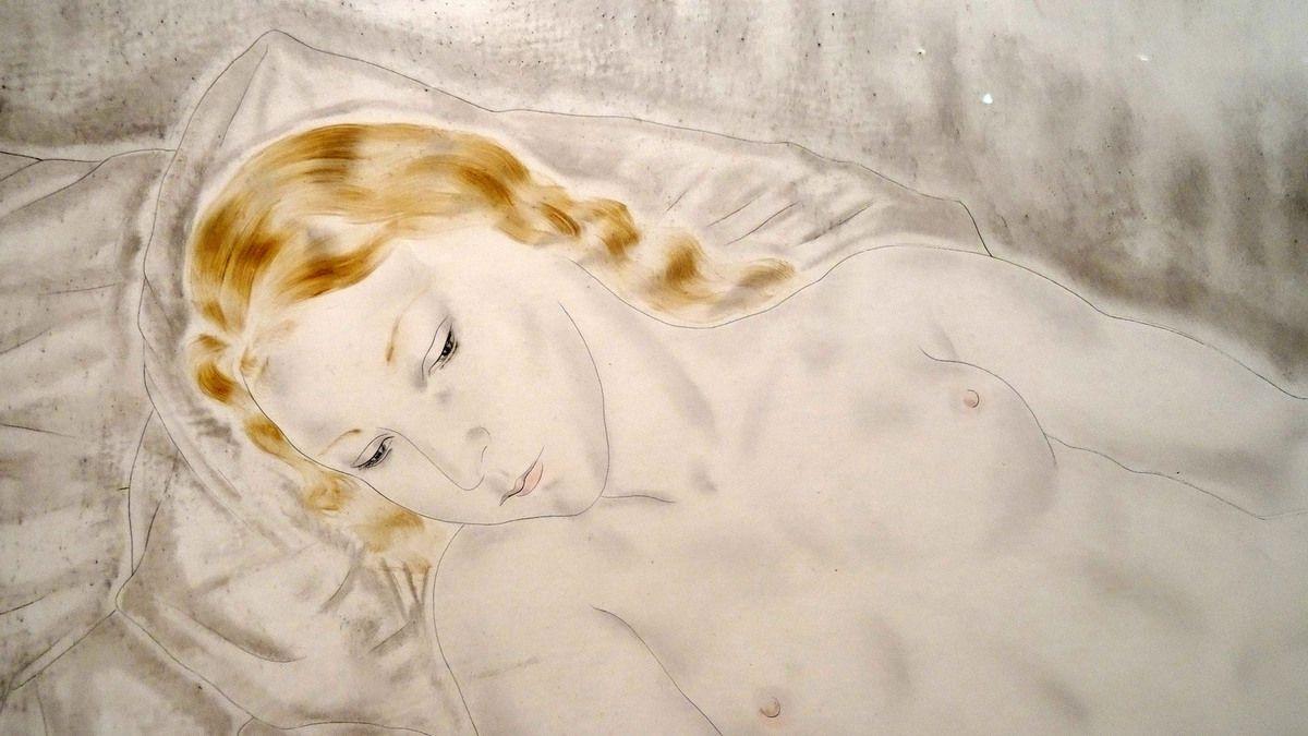 Nu allongé - 1932 - Huile sur toile