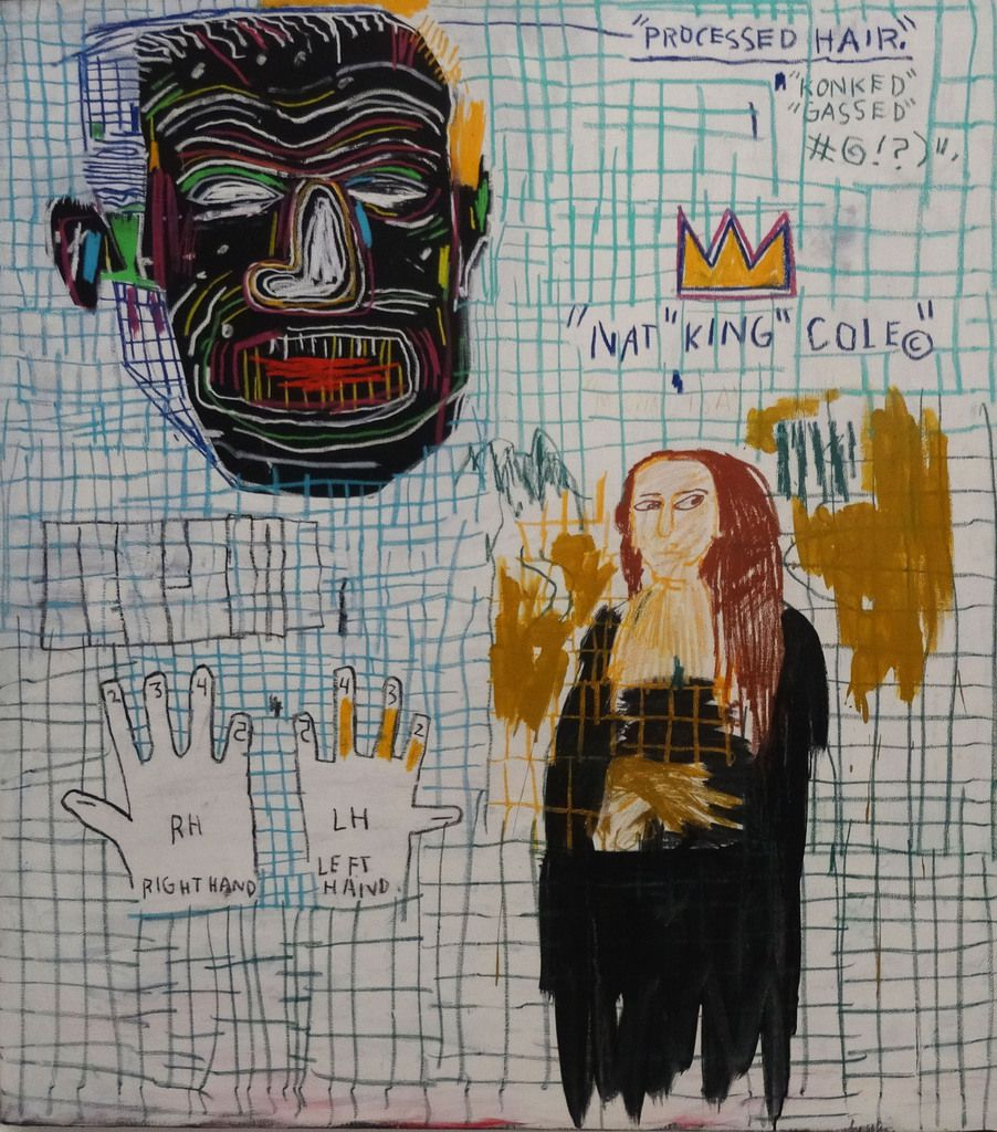 Jean-Michel BASQUIAT - Fondation Vuitton - Nov. 2018