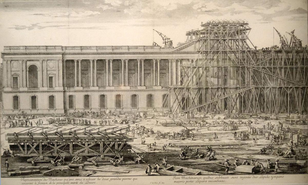 """""""Graver pour le roi"""" - Musée du Louvre - mars 2019"""