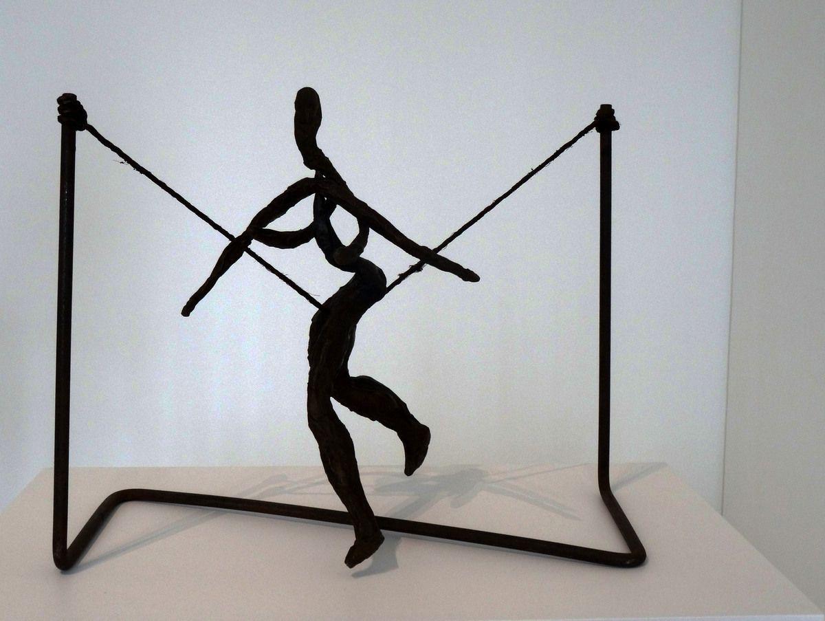 Calder - Danseuse - 1944