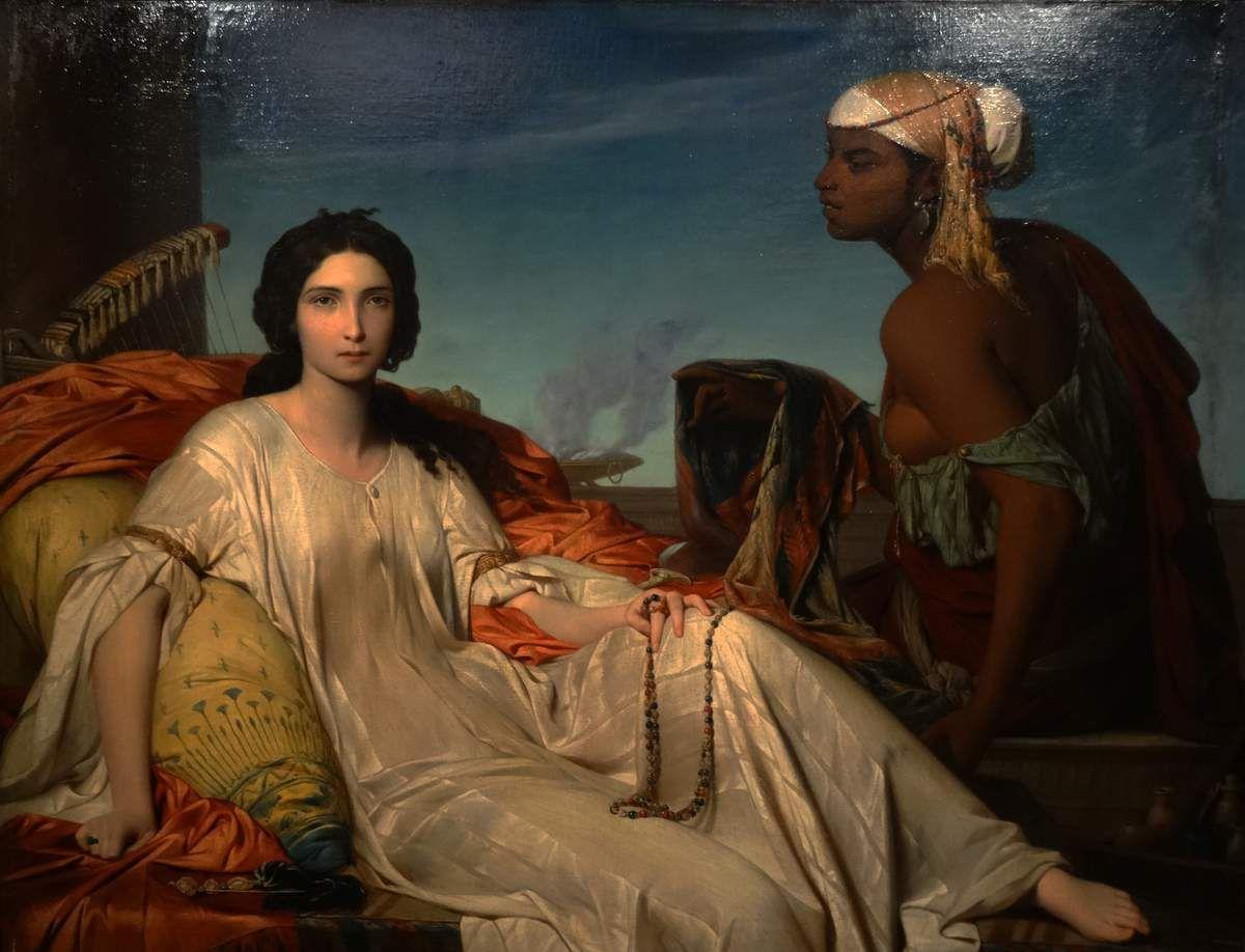 François-Léon Benouville - Esther - 1844