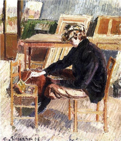 1898 - Paul étudiant