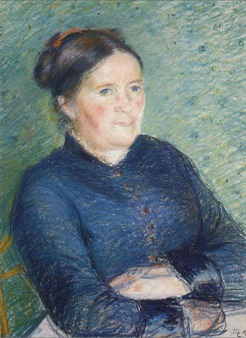 1883 - Julie Pissarro