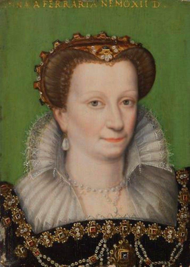 Renée de France (1510-1574) figure emblématique de Montargis