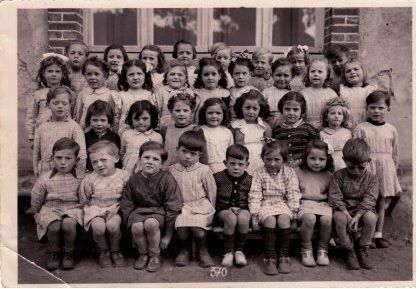 photo de 1948 enfants nés en 44