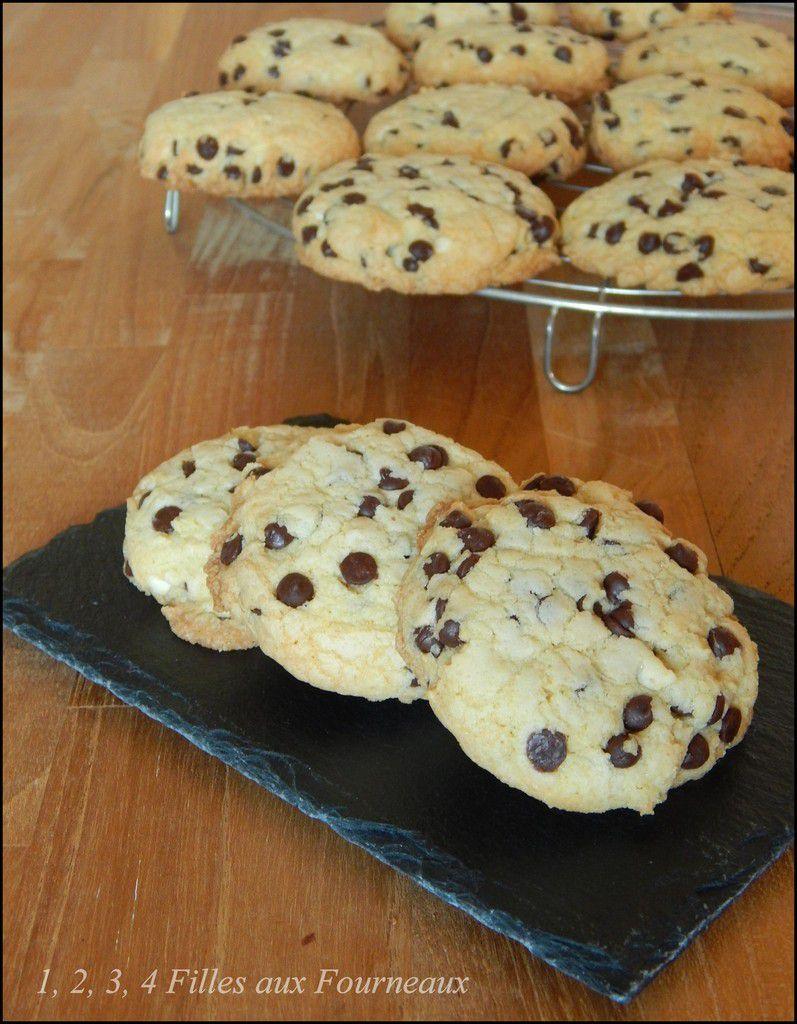 Cookies au chocolat de Nigella Lawson