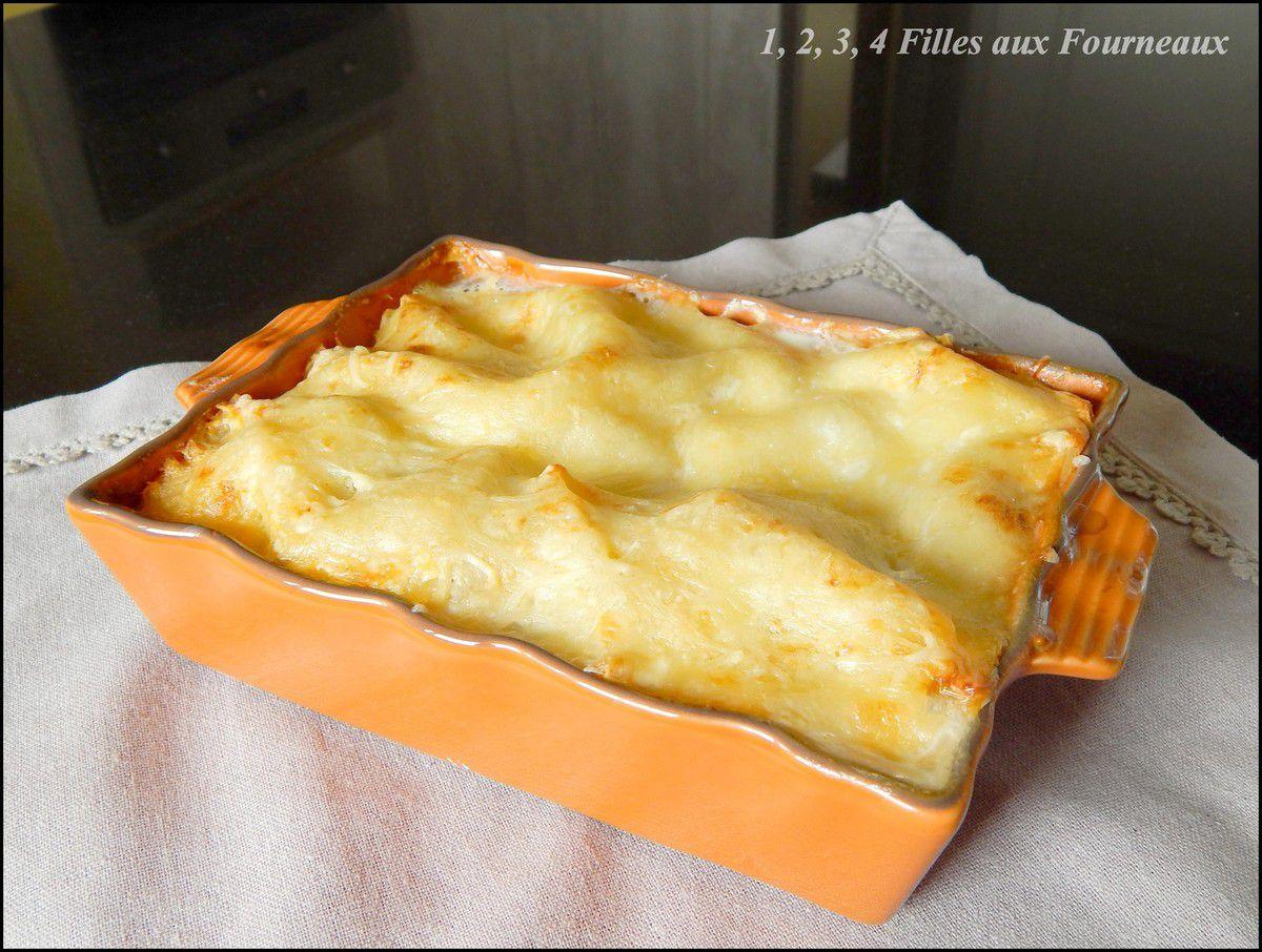 Lasagnes épinards - ricotta